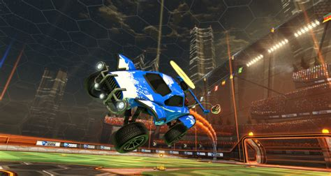 Rocket League celebrates its first birthday this week - VG247
