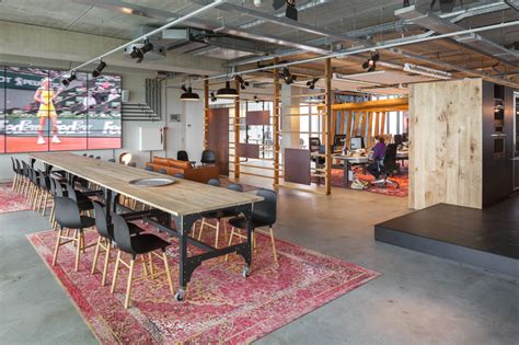 Warehouse Turned Office In Amsterdam | HYPEBEAST