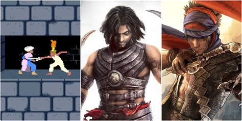 All Of The Prince Of Persia Games, Ranked   TheGamer