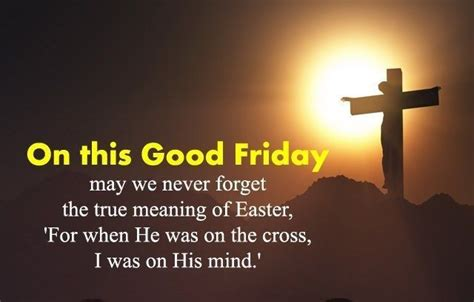 Good Friday 2020: Wishes, Images, Messages, Quotes, Images