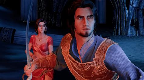 Prince of Persia: The Sands of Time Remake delayed - Just