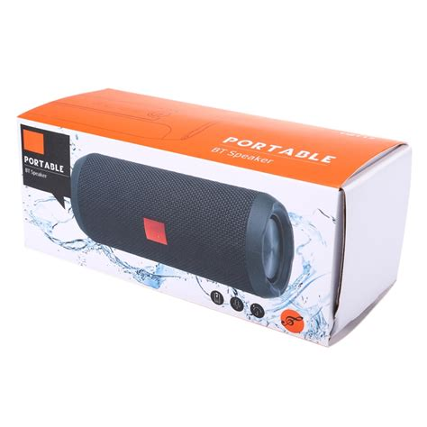TG117 Portable Bluetooth Stereo Speaker, with Built-in MIC