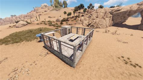 RUST Base Designs September 2018 – Monthly Show Case