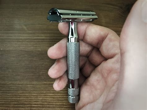The Chrome Series Rockwell Razor 6S [Review] - SolidSmack