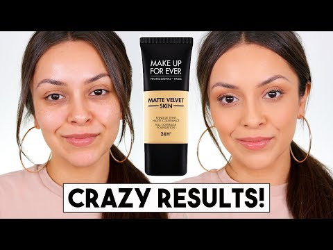 MAKE UP FOR EVER Water Blend - Face & Body Foundation