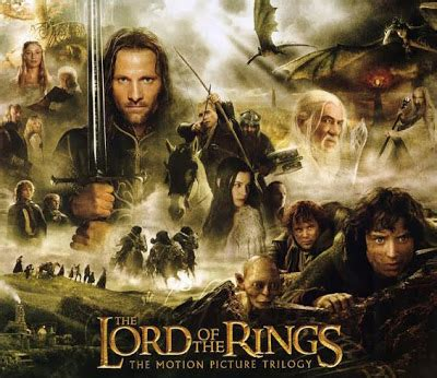 Fanfiction Crossover Central: Lord of the Rings Crossovers