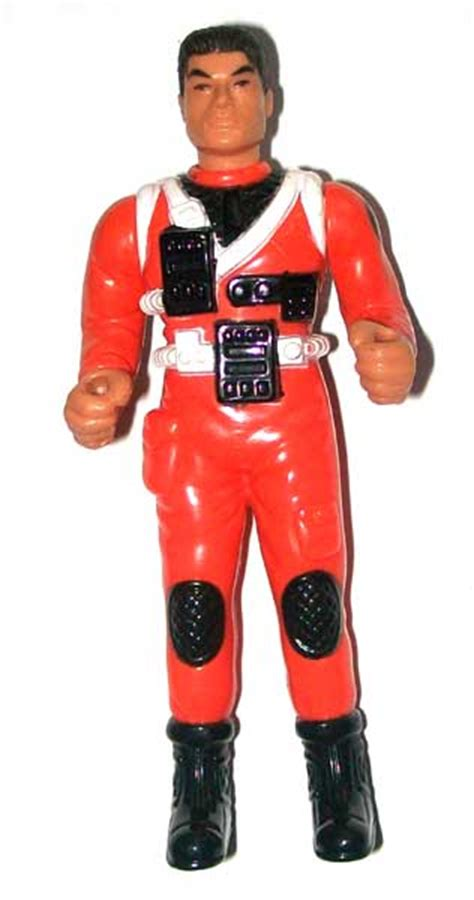 McDonald's Action Man Happy Meal Toys 2000 - Action Man