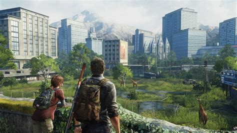 The Last of us Remastered PS4 Pro 4K Wallpapers   HD