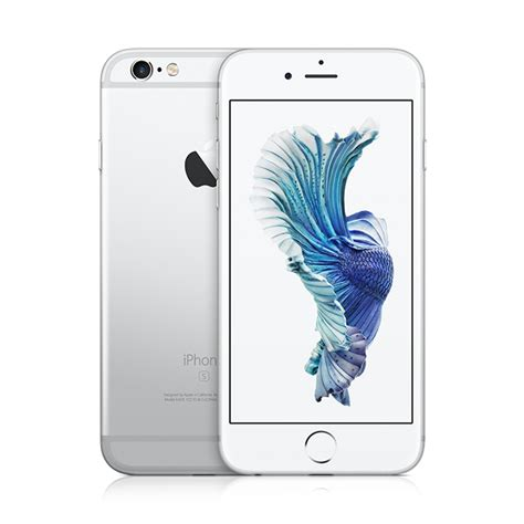 Apple iPhone 6S Silver-128GB | RPShopee