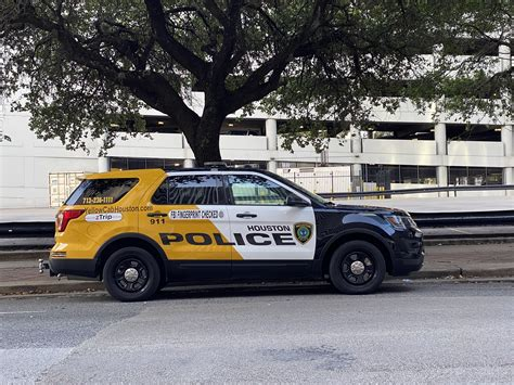 """Houston Police Department's """"Choose Your Ride"""" Ford PIU"""