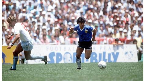 1986 FIFA World Cup™ - News - Video Vault: Goal of the
