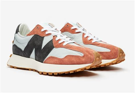 """Where to Buy the New Balance 327 """"Rust"""" - HOUSE OF HEAT"""
