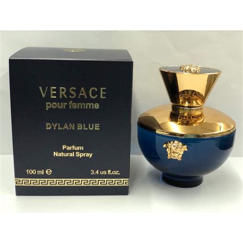 VERSACE DYLAN BLUE POUR FEMME EDP 100ML - Perfume in