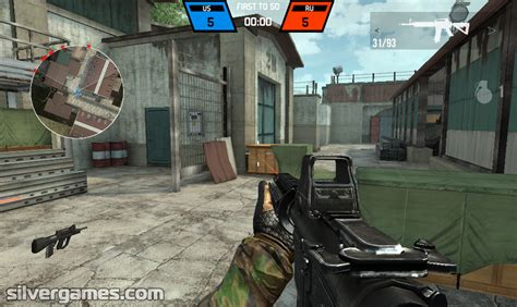Bullet Force - Play Free Bullet Force Games Online