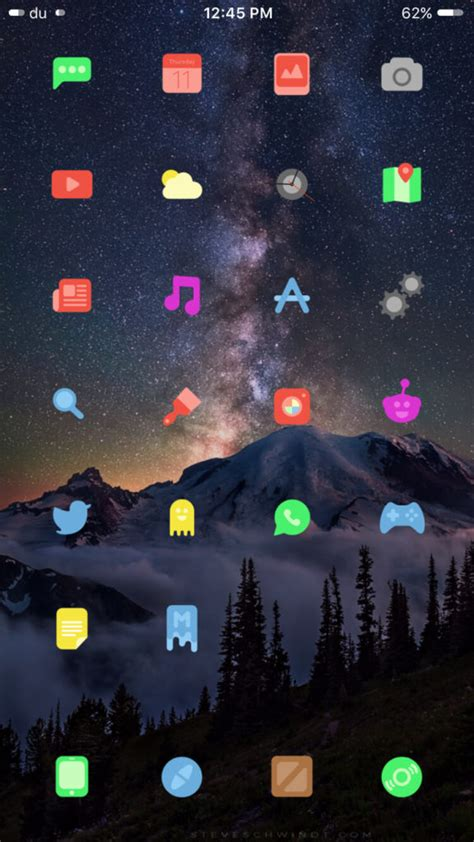 Top 20 Themes for iOS 10