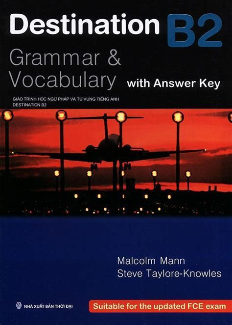 Destination B2 Grammar and Vocabulary with answer - Online