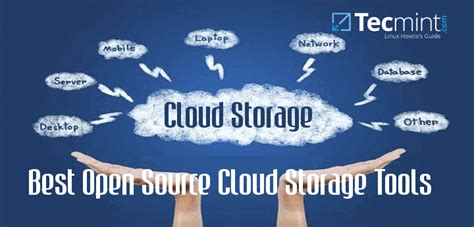 16 Open Source Cloud Storage Software for Linux in 2020