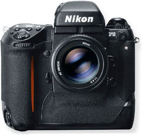 Technical Specifications for Nikon F5