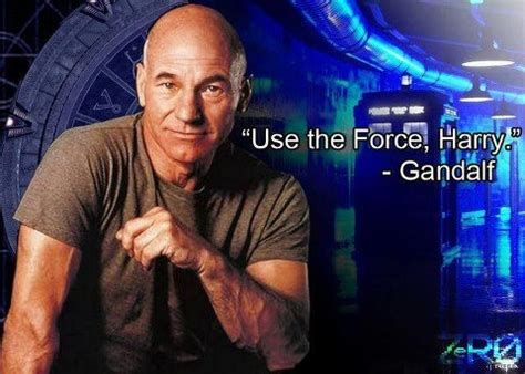 This is getting a little out of hand! Star Wars, Star Trek