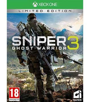 Buy Sniper Ghost Warrior 3 Xbox One (Pre-owned) - GameLoot