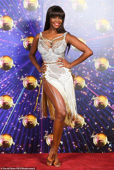 Strictly's Oti Mabuse reveals she considered a breast