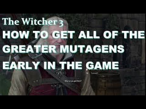 the witcher 3 - How do I find Wyvern mutagens? - Arqade